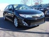 2012 Attitude Black Metallic Toyota Camry XLE #73910075