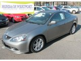 2006 Magnesium Metallic Acura RSX Sports Coupe #73910125