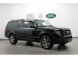 2010 Tuxedo Black Ford Expedition EL Limited 4x4 #73910239
