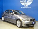 2011 Space Gray Metallic BMW 3 Series 335i xDrive Sedan #73910022