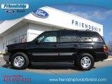 2005 Black Chevrolet Tahoe LT 4x4 #73910120
