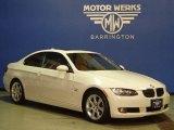 2009 Alpine White BMW 3 Series 328xi Coupe #73910020