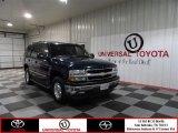 2005 Dark Blue Metallic Chevrolet Tahoe LS 4x4 #73910106