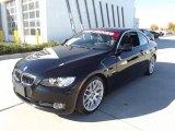 2010 Jet Black BMW 3 Series 328i Convertible #73927815