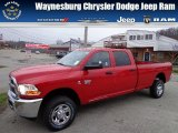 2012 Flame Red Dodge Ram 3500 HD ST Crew Cab 4x4 #73927787