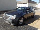 2009 Thunder Gray ChromaFlair Cadillac CTS Sedan #73927836