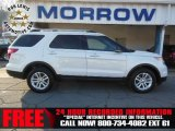 2011 White Suede Ford Explorer XLT 4WD #73934485