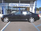 2013 Black Mercedes-Benz S 550 Sedan #73934709