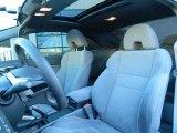 2007 Honda Civic EX Coupe Front Seat
