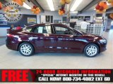 2013 Bordeaux Reserve Red Metallic Ford Fusion SE #73934480