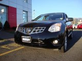 2012 Super Black Nissan Rogue S Special Edition AWD #73934703