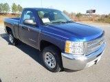 2013 Chevrolet Silverado 1500 Blue Topaz Metallic