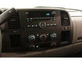 2011 Chevrolet Silverado 1500 Extended Cab Controls