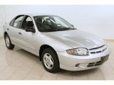 2003 Ultra Silver Metallic Chevrolet Cavalier Sedan #73934907