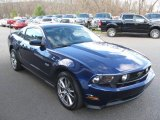 2011 Kona Blue Metallic Ford Mustang GT Premium Coupe #73935008