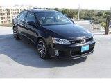 2013 Deep Black Pearl Metallic Volkswagen Jetta GLI Autobahn #73935000