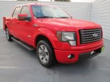 2011 Race Red Ford F150 FX2 SuperCrew #73934667