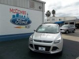 2013 Ingot Silver Metallic Ford Escape SEL 2.0L EcoBoost #73934448