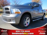 2012 Mineral Gray Metallic Dodge Ram 1500 Express Crew Cab #73934516