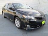 2012 Attitude Black Metallic Toyota Camry SE #73934660