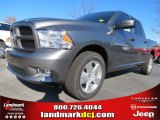 2012 Mineral Gray Metallic Dodge Ram 1500 Express Crew Cab #73934509