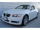 2009 Alpine White BMW 3 Series 328xi Coupe #73934436