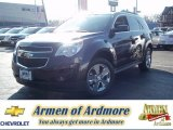 2013 Tungsten Metallic Chevrolet Equinox LT #73934657