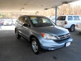 2010 Glacier Blue Metallic Honda CR-V LX AWD #73934862