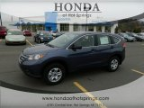 2013 Twilight Blue Metallic Honda CR-V LX #73934739