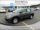 2013 Polished Metal Metallic Honda CR-V LX #73934736