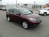 2013 Honda CR-V Basque Red Pearl II