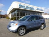 2011 Glacier Blue Metallic Honda CR-V EX 4WD #73934632