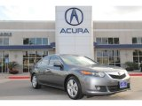 2010 Polished Metal Metallic Acura TSX Sedan #73934403