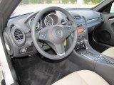 2011 Mercedes-Benz SLK Interiors