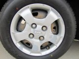 Hyundai Accent 2001 Wheels and Tires