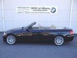 2009 Black Sapphire Metallic BMW 3 Series 328i Convertible #73934711