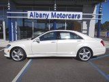 2013 Diamond White Metallic Mercedes-Benz S 550 Sedan #73934710