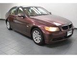 2006 Barrique Red Metallic BMW 3 Series 325i Sedan #73934844