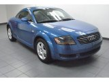 2001 Audi TT 1.8T Coupe