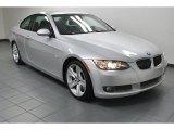 2009 Titanium Silver Metallic BMW 3 Series 335i Coupe #73934834