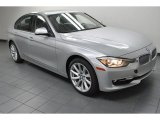 2013 Glacier Silver Metallic BMW 3 Series 328i Sedan #73934824