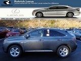 2013 Nebula Gray Pearl Lexus RX 350 AWD #73680831