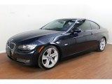 2009 Monaco Blue Metallic BMW 3 Series 335i Coupe #73989122