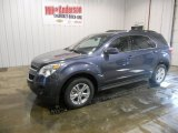 2013 Atlantis Blue Metallic Chevrolet Equinox LT #73989717