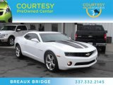 2010 Summit White Chevrolet Camaro LT/RS Coupe #73989604
