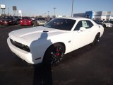 2013 Bright White Dodge Challenger SRT8 392 #73989297