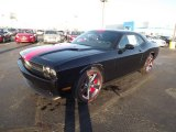 2013 Pitch Black Dodge Challenger Rallye Redline #73989295