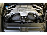 2009 Aston Martin DBS Engines