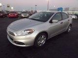 2013 Bright Silver Metallic Dodge Dart SE #73989291