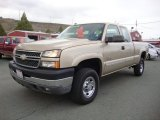 2005 Chevrolet Silverado 2500HD LS Extended Cab Data, Info and Specs